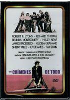 Los crimenes de Todd (The Todd Killings) (DVD Nuevo)