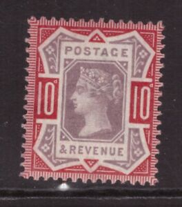 Queen Victoria 1887 Jubilee 10d SG 210 MINT NEVER HINGED MNH