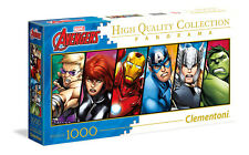 Clementoni Panorama Puzzle 1000 Teile Marvel: The Avengers (39442)