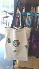Bag Tote Starbucks New Canvas Limited Coffee Edition Lunch 2016 Handbag Reusable
