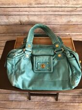 Marc Jacob Satchel Seafoam Green Purse Handbag RARE FIND