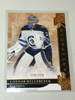F37505 2019-20 UD Artifacts Gold /299 CONNOR HELLEBUYCK JETS