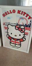 "Hello Kitty LONDON Poster 61.5""x91.5"""