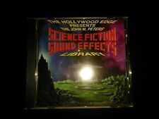 #1 SCI. FICTION SOUND EFFECTS CD HOLLYWOOD EDGE JOHN PETERS LIBRARY HUMOROUS
