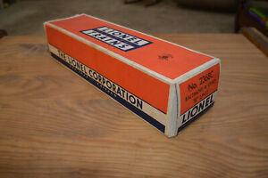 Postwar Lionel 2368C B&O Baltimore & Ohio Diesel B Unit Original Box Only