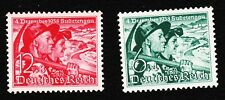 Germany 1938 Sudetenland Plebiscite Set Horizontal Gum Mint Never Hinged J