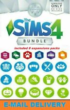The Sims 4 +20 DLC Collection/ 8 expansion pack/ Digital Download Account/PC/MAC