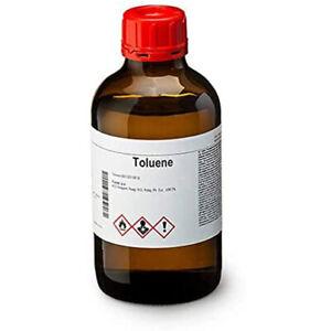 Toluene - Toluol Thinner for Precious Metals Gold Silver Platinum for Ceramics