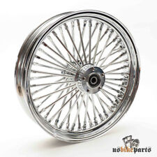 17x6 pouce/inch Big Spoke King Fat Spoke Jante chrome  derrière  Harley Davidson