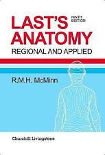 Last'S Anatomy, 9th Ed (Reprint) by Mcminn (Paperback, 2001)
