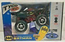 New Open Box 2003 Tyco Batman Monster Jam RC 49MHz