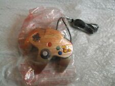 Nintendo 64 Controller Gold Toys R Us Limited Edition OEM Authentic (New)
