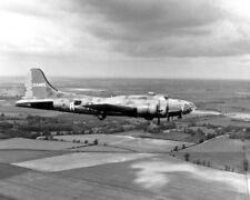 MEMPHIS BELLE Boeing B-17 Aircraft Airplane Glossy 8x10 Photo Vintage Print