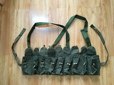 Surplus Chinese Military Type 64 Auto Chest Rig Ammo Pouch - CN032