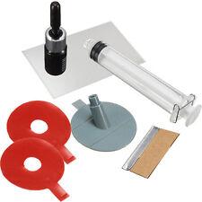 Windschutzscheiben Reparaturset Reparatur Kit Riss Steinschlag für Auto Werkzeug