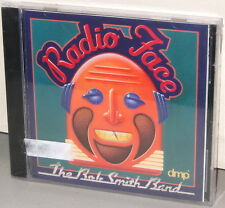 DMP CD 483: The Bob Smith Band - Radio Face - OOP 1991 USA Factory SEALED