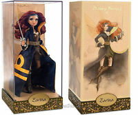 Disney Store Fairies Designer ZARINA PIRATE Limited ED Collector Doll  #38/4000