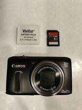 Canon Powershot SX260HS Digital Camera 20x Optical Zoom