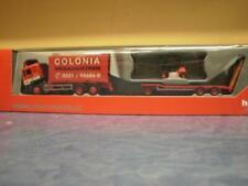 tu3 CARRELLO ELEVATORE colonia 308182 Herpa Camion Man f90 CONT-camion