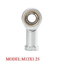 1Pc Fish Eye Rod End Joint Bearing Thread M12X1.25 PnuemaitcCylinder Accessory
