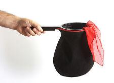 NEW Change Bag standard black with Zipper - By Bazar de Magia