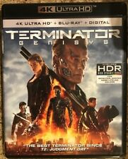 Terminator Genisys (Blu-ray 2-Disc Set) No 4K UHD Disc or Digital Movie Code