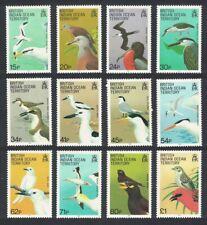 BIOT Birds 12v MNH SG#90-101