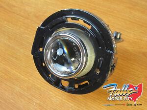 2011-2017 Chrysler Dodge Jeep Lower Fog Lamp Assembly and Bulb NEW MOPAR OEM
