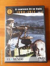 DVD EL COMIENZO DE UN SIGLO 1890-1913 - VOL. 1 (D7)