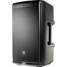"JBL EON610 10"" 2-Way Stage Monitor Powered Speaker System"