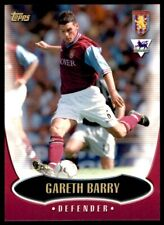 Topps Premier Gold (2003) Gareth Barry Aston Villa No. AV4