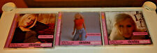 Christina Aguilera CD Bubblegum KOKOs Novelty Candy - Full Set of Artwork
