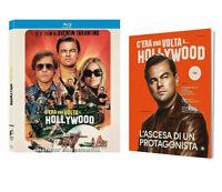 C'ERA UNA VOLTA A... HOLLYWOOD (BLU-RAY + BOOKLET) con Di Caprio, Brad Pitt
