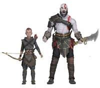 God of War Ultimate Actionfigur Kratos & Atreus - NECA Collector, 18cm NEU & OVP
