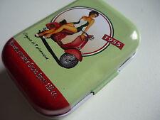 Markenlose moderne Werbe-Blechdosen (ab 1960)