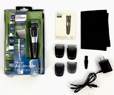 Hair Trimmer Philips Norelco Multigroom 3000 Multipurpose 13 Piece All-in-One