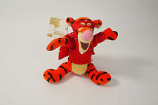 The Disney Store Winnie the Pooh Super Lover Tigger Mini Plush, New with tags