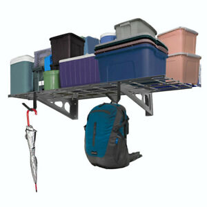 Garagenregal Kellerregal Regalsystem aus Stahl professionell stabil 90 kg PG24B