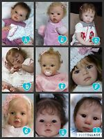 Beautiful Custom Reborn Doll TODDLER Reborn ❤ Boy or girl ❤ Collectible Baby ❤