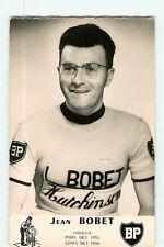 Jean BOBET, Vainqueur Paris Nice, Gênes Nice. Cyclisme. Hutchinson BP