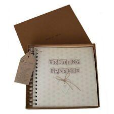 East of India Wedding Planner Book Diary Journal Organisateur Fiançailles Cadeau
