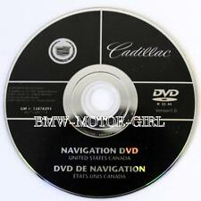 07-2010 CADILLAC ESCALADE EXT EXV NAVIGATION MAP CD DVD 1.0 US CANADA #8293