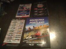 Media Packet Guide Grand Prix Portland 2018 Official Souvenir Program Indycar
