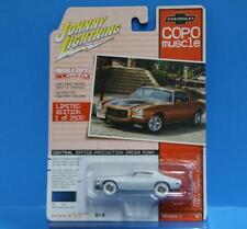 JOHNNY LIGHTNING 2020 MUSCLE CARS USA COPO R2B #5 1970 1/2 Camaro COPO WHITE L