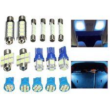 16pcs Xenon Light Bulb Blue LED Headlight For Jeep Grand Cherokee WJ 1998-2004