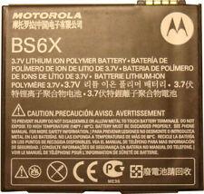 BATTERY MOTOROLA BS6X 1390mAH for Devour A555, Milestone XT800