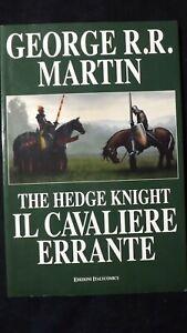 Martin: The hedge knight. Il cavaliere errante ed Italycomics 2004