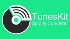 TUNESKIT SPOTIFY MUSIC CONVERTER SOFTWARE DOWNLOAD WINDOWS XP, VISTA, 7, 8, & 10