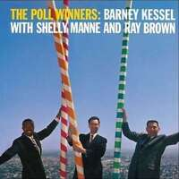 The Poll Winners: Shelly Manne Barney Kessel Ray Brown Nuovo LP (7235979)