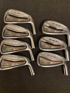 NICE! Cobra King Forged Tour 4-p heads only 🔥